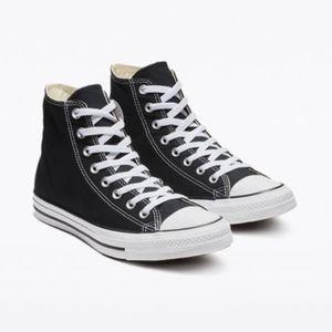 Converse Shoes - Converse Chuck Taylor All Star Black High Top Shoe